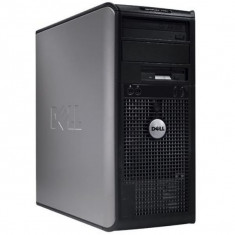 Calculator Dell Optiplex 330 Tower, Intel Core 2 Duo E8400 3.0 GHz, 2 GB DDR2, 250 GB HDD SATA, DVD-ROM
