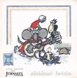 CD Folk: Alexandru Andrieș – Sărbători fericite (2007, original, stare f.buna)