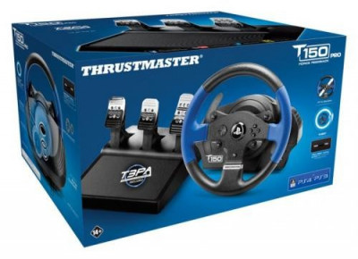 Volan gaming THRUSTMASTER T150 RS PRO PC / PS3 / PS4 foto
