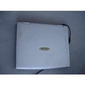 Laptop AIRIS 7521T Vintage - Windows Xp Pentium3 Tualatin