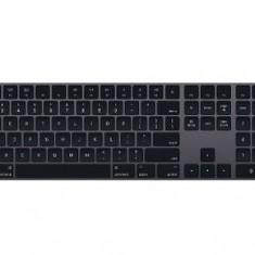 Tastatura Apple mrmh2lb/a Magic Keyboard, Bluetooth, Layout US (Gri)