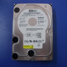 Hard disk PC Nou Western Digital WD5000AAKB 500GB IDE