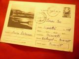 Carte Postala ilustrata - Delta Dunarii - Apus de Soare cod 242/66