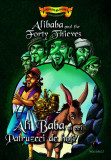 Povești bilingve. Ali Baba și cei 40 de hoți / Alibaba and the Forty Thieves