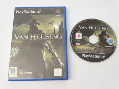 Joc Sony Playstation 2 - Van Helsing foto