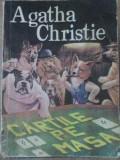 CARTILE PE MASA-AGATHA CHRISTIE
