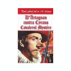 D'Artagnan contra Cyrano, vol. 1 -Cavalerul Mystere