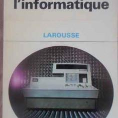 DICTIONNAIRE DE L'INFORMATIQUE - J. BUREAU