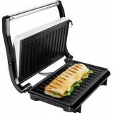Sandwich maker & grill ECG S 1070 Panini, 700W, placi nonaderente