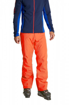 Pantaloni ski barbati Head Summit Pants Portocaliu foto