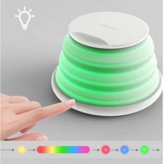 Incarcator Wireless Meizu Zero Cu Leduri Colorate