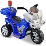 Motocicletă electrică pentru copii Lil' Patrol 6-Volt, Multicolor
