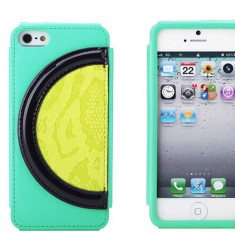 Husa APPLE iPhone 5\5S\SE - Twilight (Paula Moonlight Series) Menta