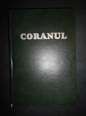 CORANUL (1997, traducere din araba: dr. Silvestru Octavian Isopescul) foto