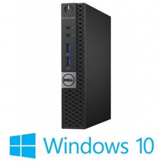 PC refurbished Dell OptiPlex 3040 USFF,Core i5-6500T, Win 10 Home
