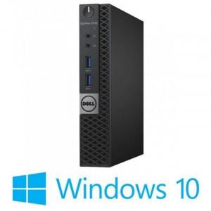PC refurbished Dell OptiPlex 3040 USFF,Core i5-6500T, Win 10 Home