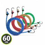 Set cordeline elastice - 4 x 60 cm, MNC