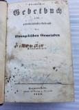 Carte de rugaciuni evanghelica,tiparita in Sibiu la 1846., Agora, 1900