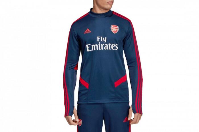 Hanorac sport adidas Arsenal FC Top Training EH5720 pentru Barbati
