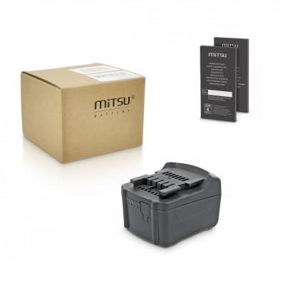 Acumulator compatibil Metabo BS 14.4 LTX Impuls foto