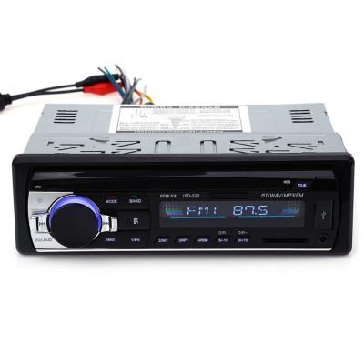 Radio MP3 Player Casetofon auto USB SD BT 4x60W Telecomanda cu Garantie 2ani foto