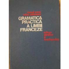 GRAMATICA PRACTICA A LIMBII FRANCEZE-MARCEL SARAS, MIHAI STEFANESCU