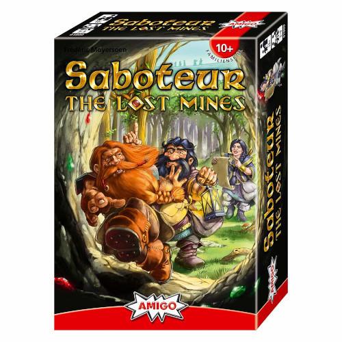 Joc de societate Piatnik Saboteur: The Lost Mines