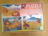 Disney Lion King puzzle copii +4 ani
