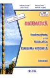 Evaluare nationala. Matematica - Clasa 8 Sem.1 - Probleme si teste - Mihaela Singer