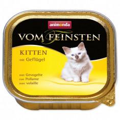 Animonda Vom Feinsten Kitten - pasăre 100 g
