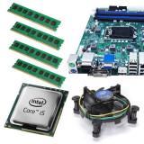 Cumpara ieftin Kit Placa de baza Acer Q67H2-AM, Intel Core i5 2500 3.3GHz, 8GB DDR3, Cooler...