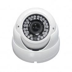 Camera dome color AHD 1/3 GNV, IR, 30 m