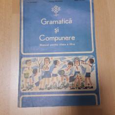 manual vechi Gramatica si Compunere cl.a III-a 1972