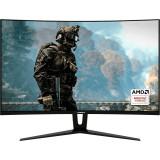 Monitor LED Gaming Curbat Gamemax GMX27B 27 inch 1ms Black