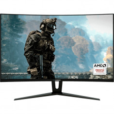 Monitor LED Gaming Curbat Gamemax GMX27B 27 inch 1ms Black