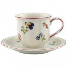 Set ceasca si farfuriuta espresso Petite Fleur-063949/063956