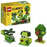 Lego Caramizi Creative Verzi