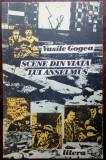 VASILE GOGEA: SCENE DIN VIATA LUI ANSELMUS(volum debut 1990/coperta DAN STANCIU)