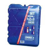 Element racire Connabride pentru lada frigorifica , 3 bucati la set ( 1x800g+ 2x400g ) ce mentine temperatura pana la 10 ore
