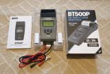 Tester prof.  baterii Topdon BT500P cu  printer incorporat , 12-24V