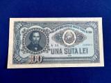 Bancnote România - 100 lei 1952 - seria b 23 249893 (starea care se vede)