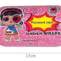 Papusa LOL Surprise, Under Wraps Seria 4 Eye Spy, cu 4 parole