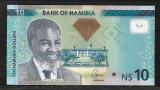 Namibia  10  Dollars 2012 - UNC