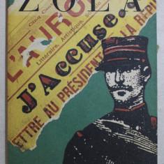 J ' ACCUSE par EMILE ZOLA , 1995