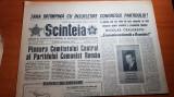 ziarul scanteia 18 noiembrie 1979-plenara comitetului central al PCR