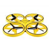 Cumpara ieftin Drona iUni, leduri pentru exterior, Giroscop, Galben