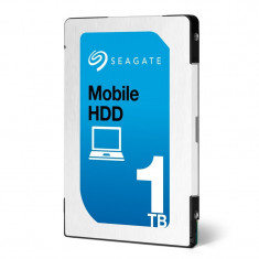 Hard disk laptop-notebook Seagate Mobile, 1TB, SATA-III, 5400 RPM, 128MB cache,...