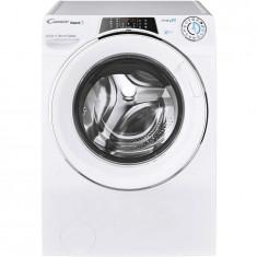 Masina de spalat rufe Candy RapidO RO16106DWHC7\1-S, 10 kg, 1600 rpm, motor Inverter, Wi-Fi, Smart Steam, clasa A+++, alb
