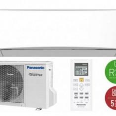 Aparat de aer conditionat Panasonic KIT-TZ35TKE, Inverter, 12000BTU, Clasa A++ (Alb), 12000 BTU, A++, Standard