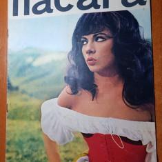 revista flacara 26 noiembrie 1966-art. si foto de pe santierul portilor de fier